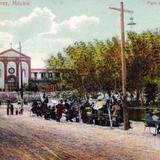 Misión de Guadalupe y Plaza de Armas