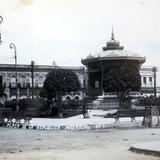 PLAZA DE LA REPUBLICA Circa 1900-1920