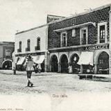 Una calle de Atlixco