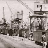 Estación intermodal en el puerto de Salina Cruz