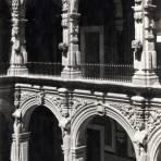 Patio del ex convento de San Agustín