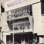 Tienda de artesanías de Marcos M. Flores