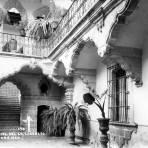 Patio de la Casa de la Marquesa