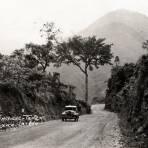 Carretera México a Laredo, a su paso por Tamazunchale
