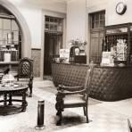 Interior del Hotel Progreso