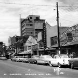 Avenida Obregón