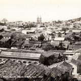 Vista parcial de Mazatlán