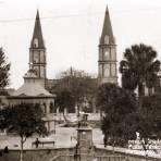 Catedral y Plaza Principal de Matamoros