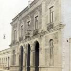 Edificio Maternidad hacia 1930-1950