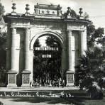 Arco de la Calzada hacia 1930-1950