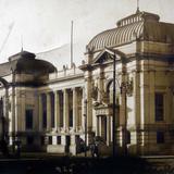 La Oficina de Correos  hacia 1900-1930 - Veracruz, Veracruz