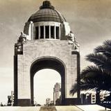Mto a la Revolucion  hacia  1930-1950 - Ciudad de México, Distrito Federal