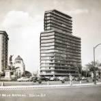 Paseo de La Reforma  hacia  1930-1950 - Ciudad de México, Distrito Federal