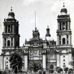 La Catedral  hacia  1930-1950 - Ciudad de México, Distrito Federal