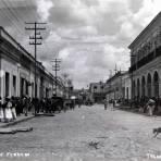 Calle 5 de Febrero circa 1900-1930