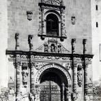 Convento de San Agustin hacia 1930-1950