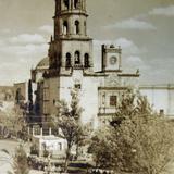 Templo de San Francisco en Queretaro Hacia 1930-1950
