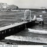 Hotel La Playa de Cortes Hacia 1930-1950 - Guaymas, Sonora