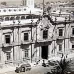 Palacio Municipal de Morelia Michoacan hacia 1930-1950 - Morelia, Michoacán