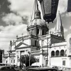 La Catedral hacia 1930-1950 - Guadalajara, Jalisco
