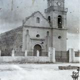 La Parroquia Alrededor de  1930-1950 - Reynosa, Tamaulipas