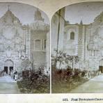 La Primera Iglesia Protestante de la Cd.de Mexico circa 1873 - Ciudad de México, Distrito Federal