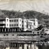 El Hospital Civil alrededor de 1930-1950