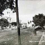 Calle y Mercado Alrededor de 1930-1950
