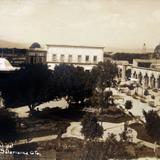 La Plazaprincipal Alrededor de 1900-1930