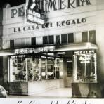 Perfumeria la casa del regalo  Cd. Juarez Chihuahua circa 1930-1950