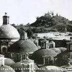 Cupula de la capilla Real circa 1930-1950