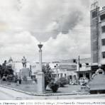 jardin Juarez San Luis Potosi hacia 1930-1950