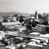 Panorama parcial Alrededor de 1930-1950