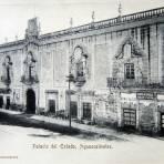 Palacio de el Estado Alrededor de 1900-1920