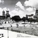 Santuario y Parroquia circa 1930-1950