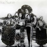Tipos Mexicanos Folclor Mexicano circa 1930-1950