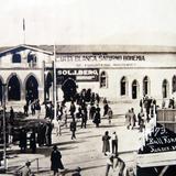 Entrada aLa Plaza de Toros Circa 1930-1950