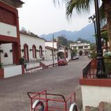 Una calle de Tapijulapa