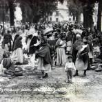 Dia de Plaza Circa 1920-1940