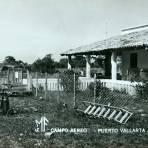 Aeropuerto campo aereo Hacia 1930-1950