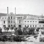 Una Cerveceria Alrededor de 1900-1930