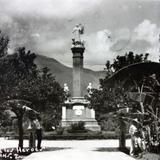Monumento a los heroes hacia 1930-1950