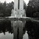 Monumento a Alvaro Obregon Alla por 1930-1950 - Ciudad de México, Distrito Federal
