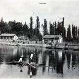 Xochimilco Alla por 1930-1950 - Ciudad de México, Distrito Federal