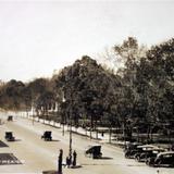 Avenida Juarez Alla por 1900-1920 - Ciudad de México, Distrito Federal
