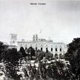 Panorama entre 1930-1950 - Mérida, Yucatán