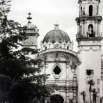 Iglesia de La Santa Veracruz Circa 1930-1950