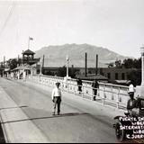 Puente Internacional libertad Hacia 1920-1940