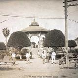 Plaza principal de Mazatlan Sinaloa circa 1910-1930