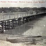 Puente provicional circa 1910-1930